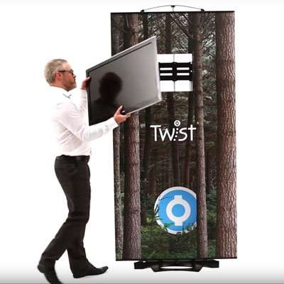 Animating Twist 02: Medium display stands