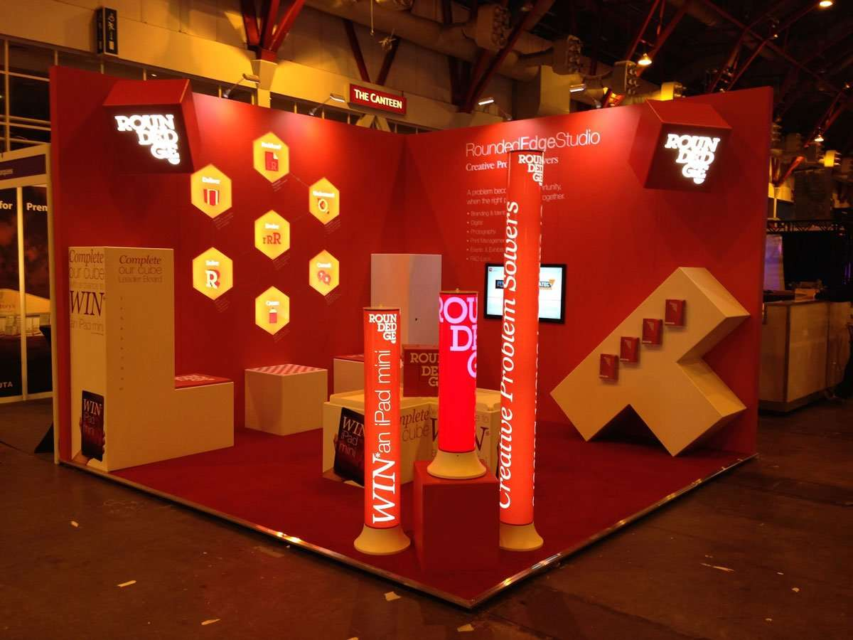 Our stand at the Event Production Show