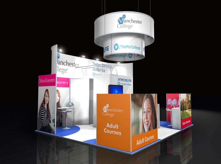 Modular Exhibition Stands Zone : In the selfie zone u2022 linx events u2022 rounded edge studio