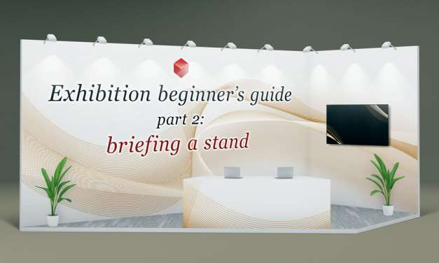 Exhibition beginner's guide: part 2